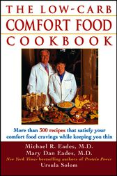 The Low-Carb Comfort Food Cookbook by Ursula Solom