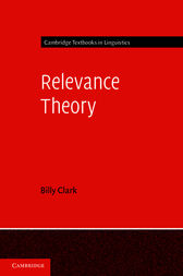 Relevance Theory