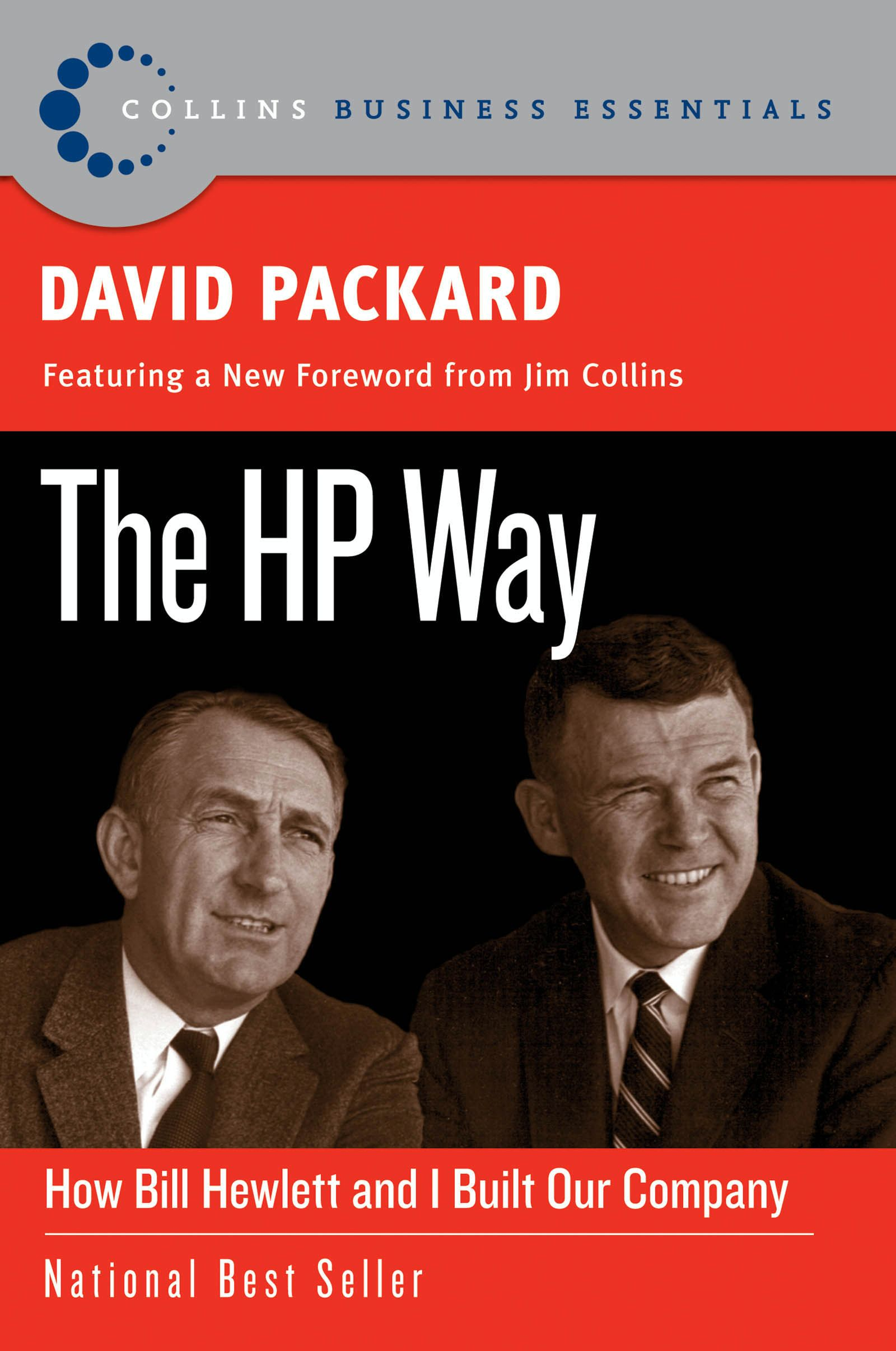 Download Ebook The HP Way by David Packard Pdf