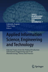 Applied Information Science, Engineering and Technology by Gabriella Bognár