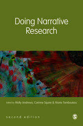 Doing Narrative Research by Molly Andrews