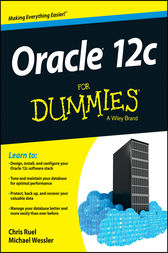 Oracle 12c For Dummies by Chris Ruel