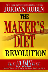 The Maker's Diet Revolution by Jordan Rubin