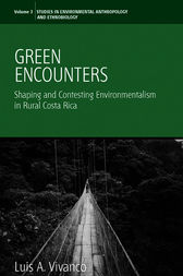 Green Encounters by Luis A. Vivanco