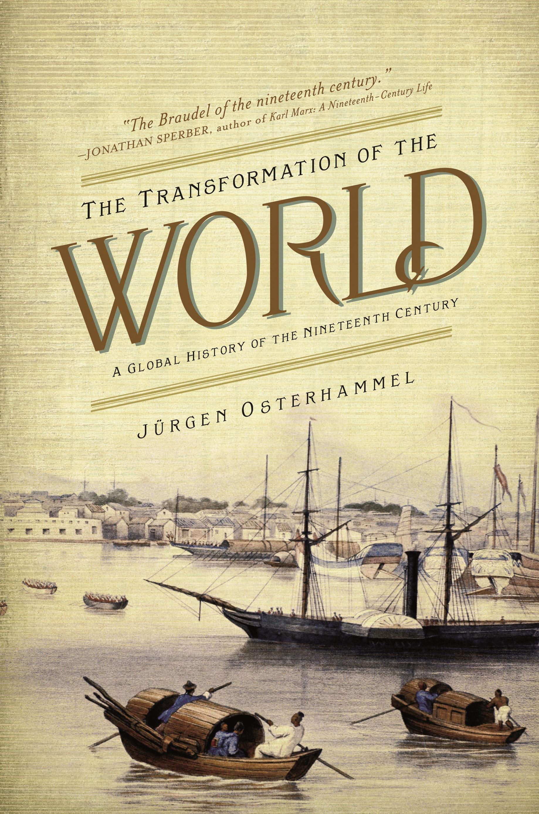 Download Ebook The Transformation of the World by Jürgen Osterhammel Pdf
