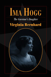 Ima Hogg by Virginia Bernhard
