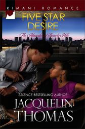 Five Star Desire by Jacquelin Thomas
