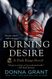 Burning Desire by Donna Grant