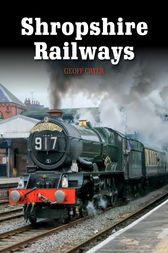 Shropshire Railways by Geoff Cryer