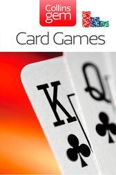 Card Games (Collins Gem) by Collins