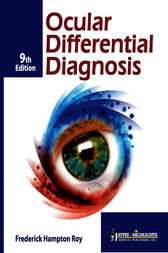 Ocular Differential Diagnosis by Roy Frederick Hampton