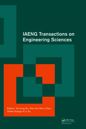 IAENG Transactions on Engineering Sciences by Sio-Iong Ao