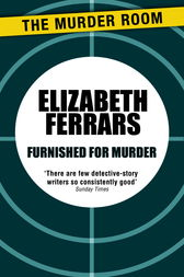 Furnished for Murder by Elizabeth Ferrars