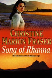 Song of Rhanna by Christine Marion Fraser