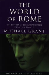 World Of Rome by Michael Grant