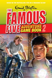 Famous Five: Adventure Game Books: Find Adventure by Enid Blyton