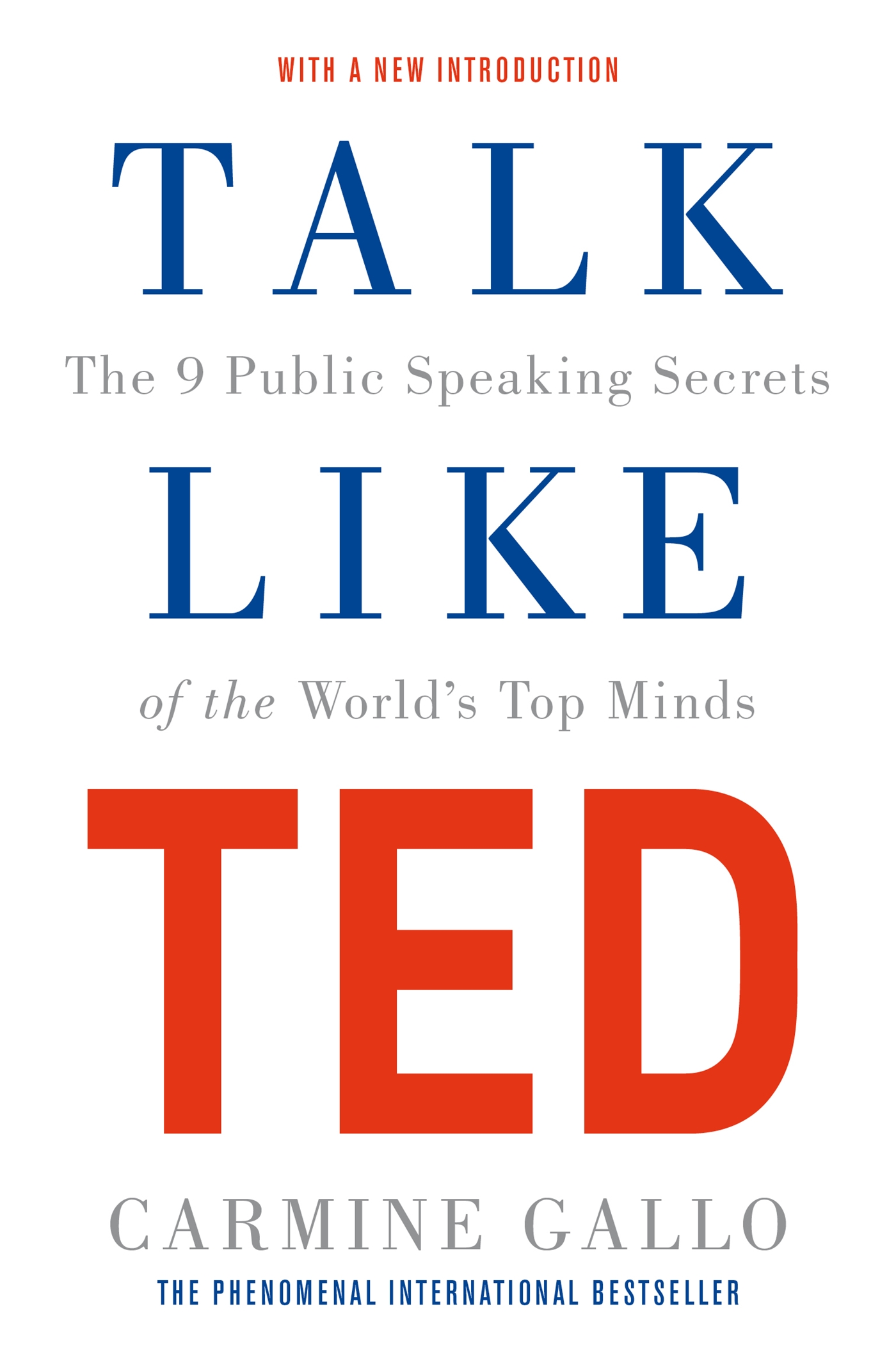 Download Ebook Talk Like TED by Carmine Gallo Pdf