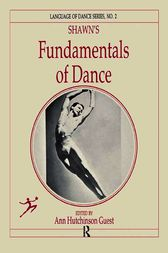 Shawn's Fundamentals of Dance by Anne Hutchinson Guest