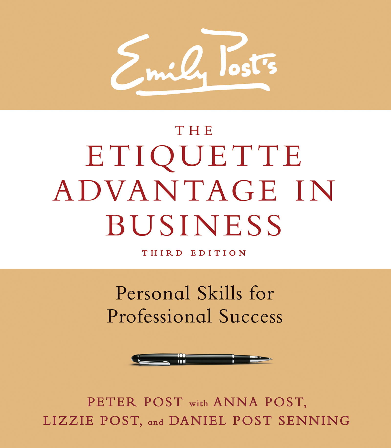 Download Ebook The Etiquette Advantage in Business, Third Edition by Peter Post Pdf