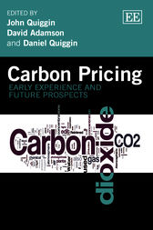 Carbon Pricing by J. Quiggin