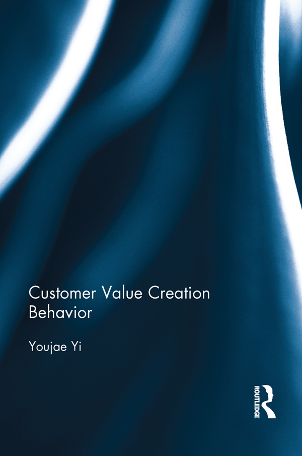 Download Ebook Customer Value Creation Behavior by Youjae Yi Pdf