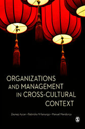 Organizations and Management in Cross-Cultural Context by Zeynep Aycan