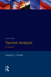 an introduction to the analysis of tourism