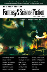 The Very Best of Fantasy & Science Fiction, Volume 2 by Stephen King