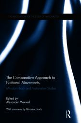 The Comparative Approach to National Movements by Alexander Maxwell