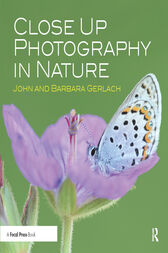 Close Up Photography in Nature by John and Barbara Gerlach