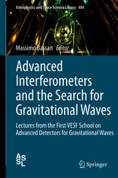 Advanced Interferometers and the Search for Gravitational Waves by Massimo Bassan