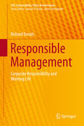 Responsible Management by Richard Ennals