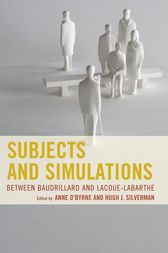 Subjects and Simulations by Anne O'Byrne