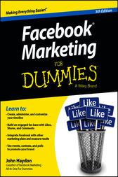 Facebook Marketing For Dummies by John Haydon