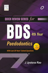 QRS for BDS 4th Year - E-Book by Jyotsna Rao