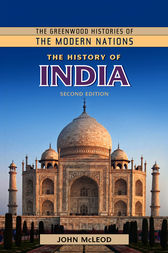 The History of India, 2nd Edition by John McLeod