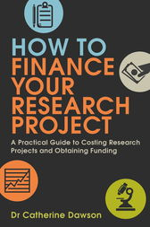 How To Finance Your Research Project by Catherine Dawson