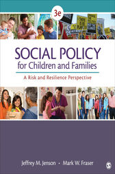 Social Policy for Children and Families by Jeffrey M. Mark) Jenson