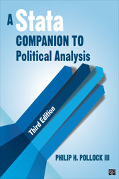 A Stata® Companion to Political Analysis by Philip H. Pollock