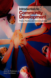 Introduction to Community Development by Jerry W. Robinson