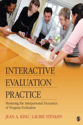 Interactive Evaluation Practice by Jean A. King