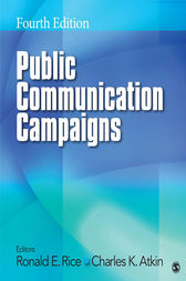 Public Communication Campaigns by Ronald E. Rice