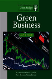 Green Business by Nevin Cohen