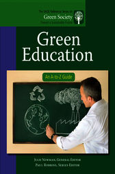 Green Education: An A-to-Z Guide