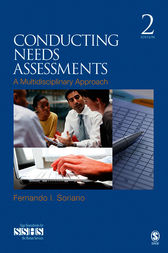 Conducting Needs Assessments by Fernando I. Soriano