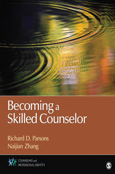 Becoming a Skilled Counselor by Richard D. Parsons