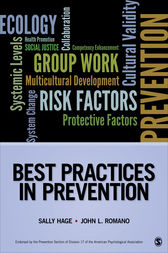 Best Practices in Prevention by Sally M. Hage