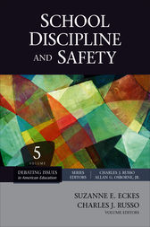 School Discipline and Safety by Suzanne E. Eckes