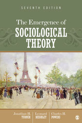 The Emergence of Sociological Theory