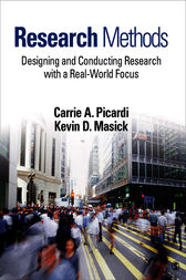 Research Methods by Carrie A. Picardi